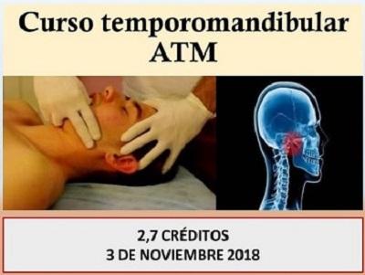 curso atm para fisioterapeutas en Santiago de Compostela